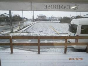 45年ぶりの大雪(>_<)